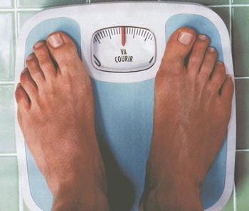 quando pesarsi, utilizzo della bilancia per il controllo della dieta