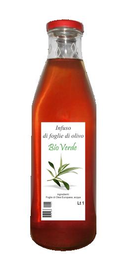 infuso di foglie di olivo per dimagrire