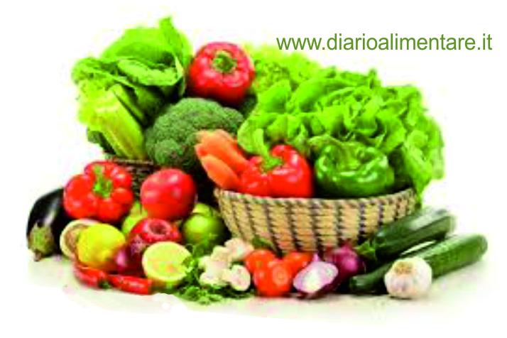 verdure di stagione per una dieta sana ed equilibrata